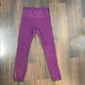 Lululemon - 7/8 Tight - Like New - Size 4
